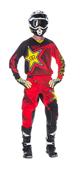 Kinetic Rockstar Racewear