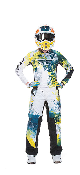 Kinetic Women's Offroad Gear