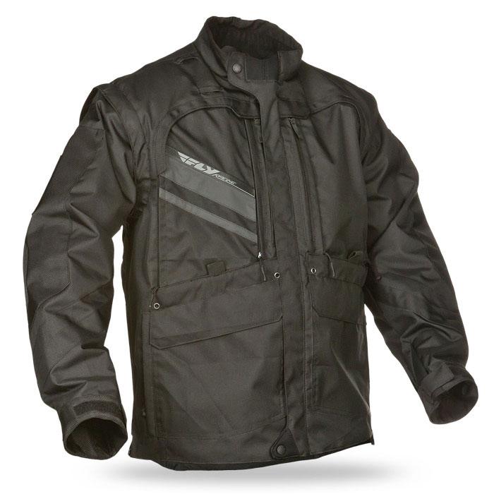 Patrol Jacket - Black