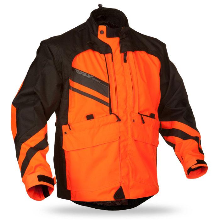 Patrol Jacket - Orange