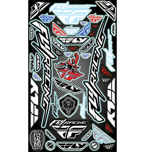Street Racing Stickers For Bikes