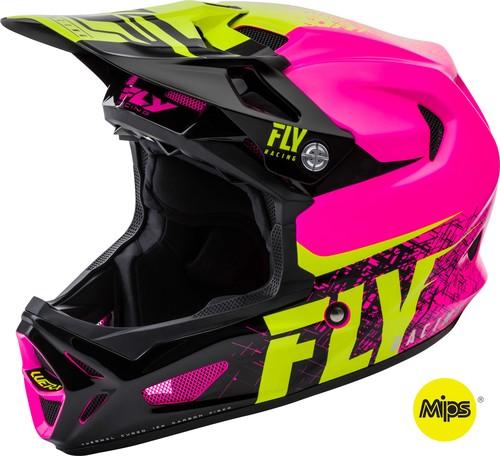 Helmets Fly Racing Motocross Mtb Bmx Snowmobile Racewear Street Apparel And Hard Parts