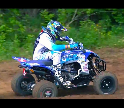 FLY Rider Sweep ATV MX Round Four