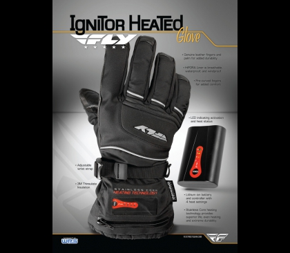 Ignitor Heated Glove