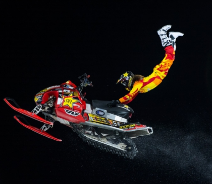 FLY RIDERS SWEEP X GAMES FREESTYLE MEDALS