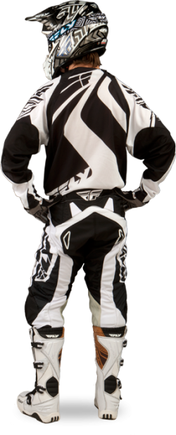 Evolution Rev Black/White