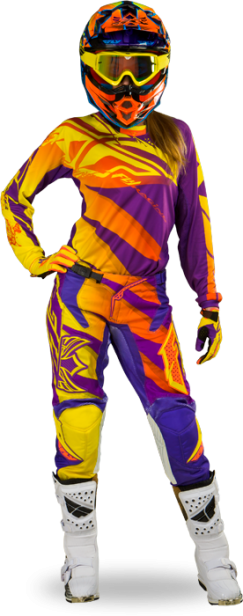 Race Purple/Yellow