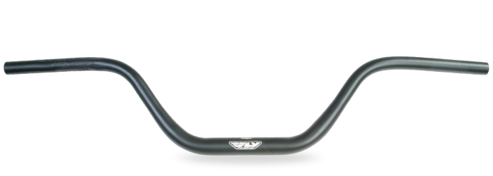 Aero Tapered Snow Handlebars Black Freeride
