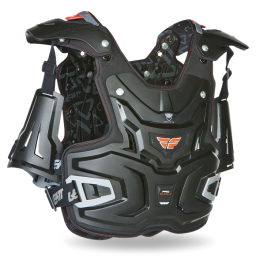 Pro Chest Protector Black