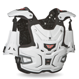 Pro Chest Protector White