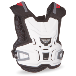 Junior Lite Body Vest White