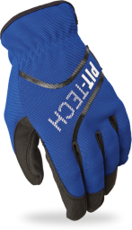 Pit Tech Lite Glove Blue