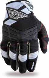 F-16 Glove Black/White