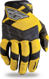 F-16 Glove Yellow/Black