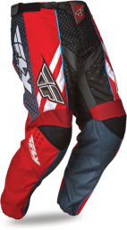 F-16 Pant Red/Black