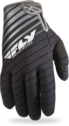 907 MX Glove Black
