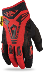 Evolution Glove Red