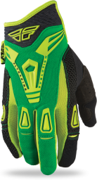 Evolution Glove Green
