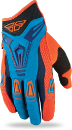 Evolution Glove Orange