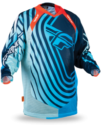 Evolution Sonar Blue Jersey