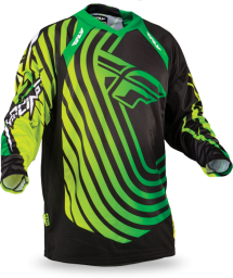 Evolution Sonar Jersey Green