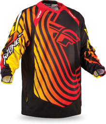 Evolution Sonar Jersey Red