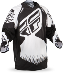 Evolution Rev Jersey Black