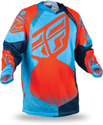 Evolution Rev Jersey Orange