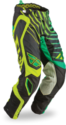 Evolution Sonar Pant Green