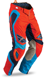 Evolution Rev Pant Orange