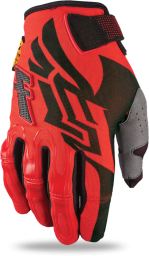 Kinetic Glove Red/Black