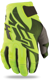 Kinetic Glove Yellow/Black