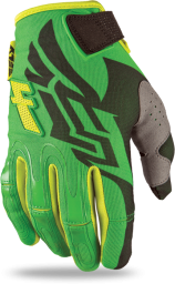 Kinetic Glove Green/Black