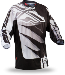 Kinetic Inversion Jersey Black