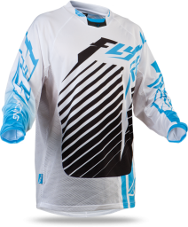 Kinetic RS Jersey Blue/White