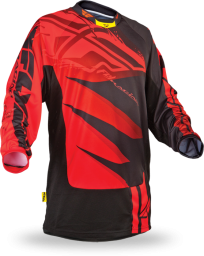 Kinetic Inversion Jersey Red