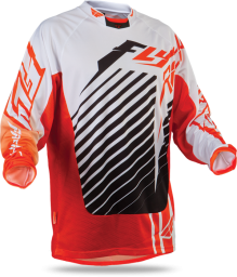 Kinetic RS Jersey Orange/White