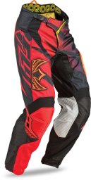 Kinetic Inversion Pant Red