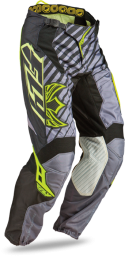 Kinetic RS Pant Black/Yellow