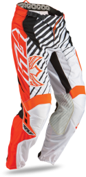 Kinetic RS Pant Orange/White