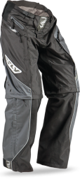 Patrol Pant Black