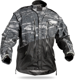 Patrol Jacket Camo/Black