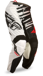 Kinetic Shock Mesh Pant Black/Red