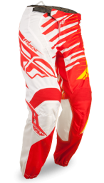 Kinetic Shock Mesh Pant Red/Yellow