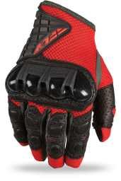 Coolpro Force Glove Red