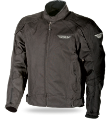 Butane III Jacket Black