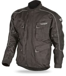 Terra Trek III Jacket Black