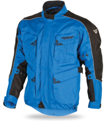 Terra Trek III Jacket Blue