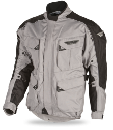 Terra Trek III Jacket Silver
