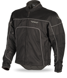 Coolpro II Jacket Black